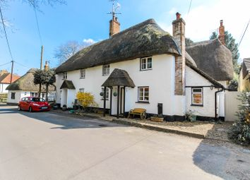 Thumbnail 2 bed cottage for sale in Village Street, Thruxton