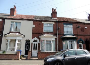 Thumbnail 3 bed terraced house to rent in Westend Avenue, Doncaster