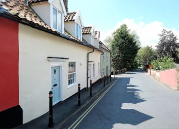 Thumbnail 2 bed terraced house for sale in Earsham Street, Bungay