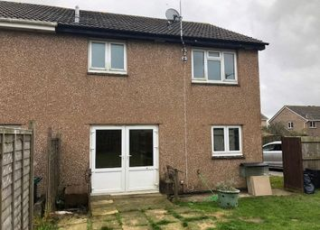 Thumbnail 1 bed semi-detached house to rent in Holly Close, Threemilestone, Truro