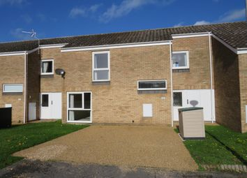 Thumbnail 3 bedroom terraced house to rent in Sycamore Walk, RAF Lakenheath, Brandon