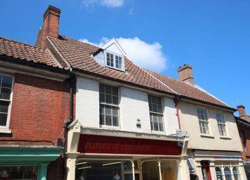 Thumbnail 2 bed flat for sale in Aylsham, Norwich, Norfolk
