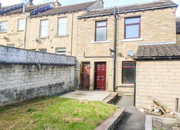 Thumbnail 1 bed end terrace house to rent in Greenwood Street, Huddersfield