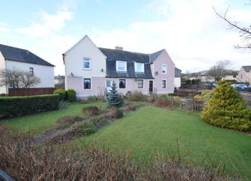 Thumbnail 3 bed flat for sale in John Street, Penicuik, Midlothian