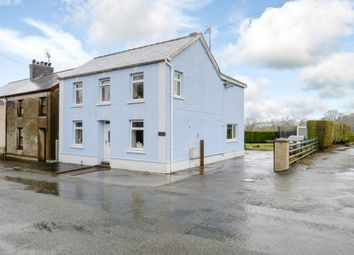 Thumbnail 4 bed detached house for sale in Glynbedw, Lampeter, Carmarthenshire
