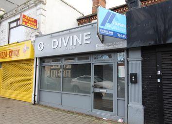 Thumbnail Retail premises to let in Penarth Road, Grangetown, Cardiff