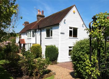 Thumbnail 3 bed detached house for sale in Hackenden Lane, East Grinstead, West Sussex
