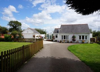 Thumbnail 3 bed detached bungalow for sale in Lockengate, St. Austell