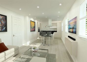 Thumbnail 2 bed flat for sale in 41 Orchard Way, Shirley, Croydon
