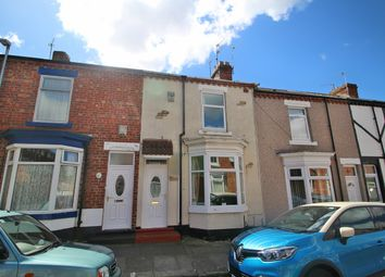Thumbnail 2 bed terraced house for sale in Greenwell Street, Darlington