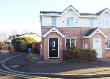 Thumbnail 2 bed end terrace house to rent in Mosborough, Sheffield