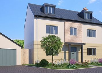 Thumbnail 5 bedroom detached house for sale in The Croker, Greenspire, Clyst St Mary, Exeter, Devon