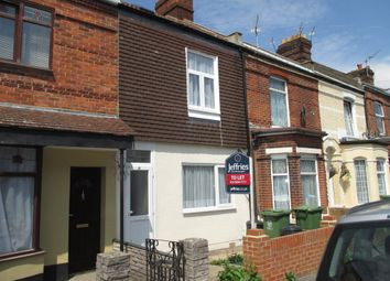 Thumbnail 3 bedroom terraced house to rent in London Avenue, Portsmouth