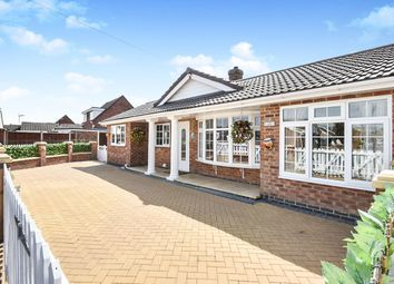 Thumbnail 3 bed bungalow for sale in Yew Tree Road, Rosliston, Swadlincote