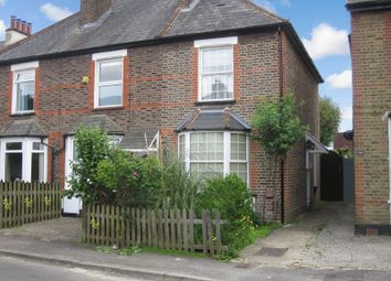 Thumbnail 2 bed semi-detached house for sale in Ferndale Road, Banstead