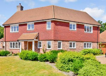 Thumbnail 4 bed detached house for sale in Millfields Place, Bethersden, Ashford, Kent