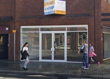Thumbnail Retail premises to let in 21 Albert Street, Derby