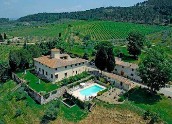 Thumbnail 16 bed villa for sale in 0Fir1645, Villa Signorile Nel Chianti, Italy