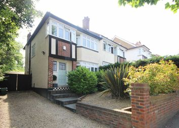 Thumbnail 3 bed semi-detached house for sale in Villiers Avenue, Surbiton