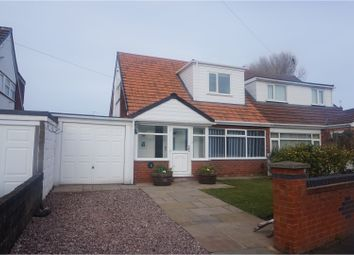 Thumbnail 4 bed semi-detached house for sale in Rainbow Drive, Liverpool