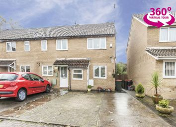 Thumbnail 2 bed end terrace house for sale in The Brades, Caerleon, Newport