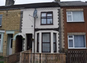 Thumbnail 3 bed terraced house for sale in Thistlemoor Road, Peterborough