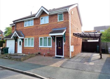 Thumbnail 2 bedroom semi-detached house for sale in The Glen, Blacon, Chester