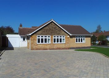 Thumbnail 4 bed detached bungalow for sale in Hawthorn Road, Streetly, Sutton Coldfield