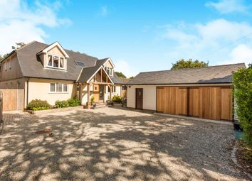 Thumbnail 4 bed detached house for sale in Morgay Wood Lane, Three Oaks, Hastings