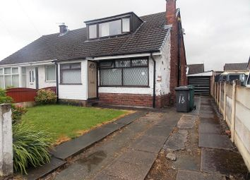 Thumbnail 4 bed semi-detached bungalow for sale in Marlborough Road, Atherton, Manchester