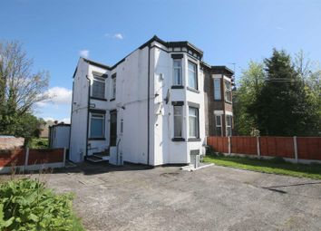 Thumbnail 5 bed semi-detached house for sale in Victoria Crescent, Eccles, Manchester