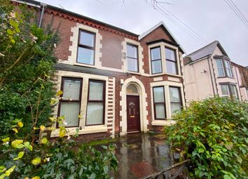 Thumbnail 2 bed flat for sale in Molineux Avenue, Liverpool