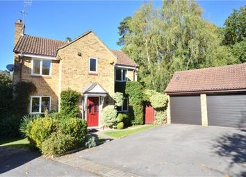 Thumbnail 4 bed detached house for sale in Popham Close, Bracknell, Berkshire