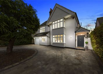 Thumbnail 4 Bed Detached House For Sale In Westmoreland Avenue Hornchurch