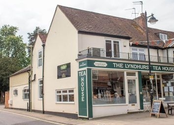 Thumbnail 1 bed maisonette to rent in High Street, Lyndhurst