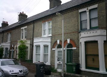 Thumbnail 4 bedroom terraced house to rent in Ross Street, Cambridge