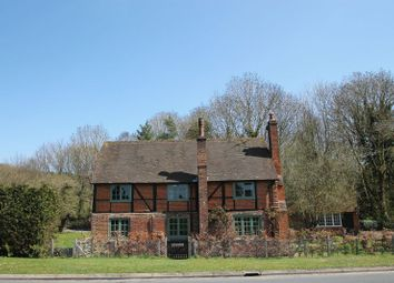 Thumbnail 4 bed detached house to rent in Upper Street, Shere, Guildford