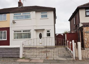 Thumbnail 4 bedroom semi-detached house for sale in Sandiways Avenue, Bootle