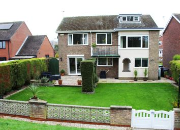 Thumbnail 4 bed detached house for sale in Roseacres, Hook, Nr Goole