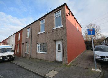 Thumbnail 3 bed end terrace house for sale in Albert Street, Clayton Le Moors, Accrington
