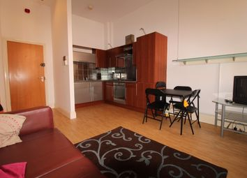 Thumbnail 1 bed flat to rent in Swanns Building, Plumptre Place, The Lace Market