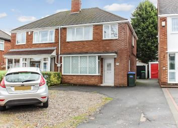 Thumbnail 3 bed semi-detached house to rent in Hamstead Road, Great Barr