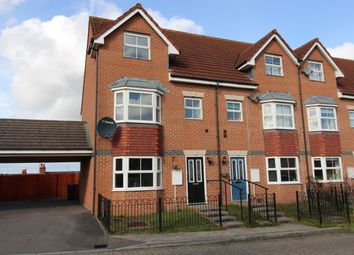 Thumbnail 4 bed end terrace house to rent in St Austell Way, Swindon, Wiltshire