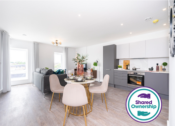 Thumbnail 2 bed flat for sale in Dover Court, Southall