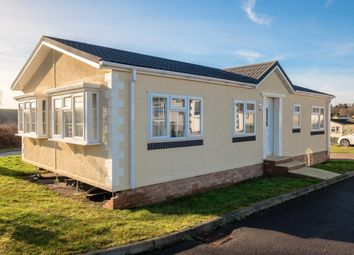Thumbnail 2 bedroom mobile/park home for sale in 3 The Dell, Caerwnon Park, Builth Wells