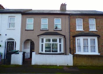 Thumbnail 3 bed terraced house for sale in Coombe Road, Gravesend