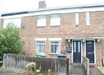 Thumbnail 2 bed terraced house for sale in Willesden Avenue, Peterborough, Cambridgeshire