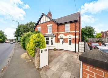 Thumbnail 3 bed semi-detached house for sale in Arnold Road, Nottingham