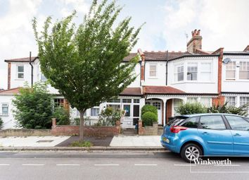 Thumbnail 3 bed terraced house for sale in Netherfield Road, North Finchley, London