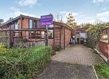 Thumbnail 2 bedroom semi-detached bungalow for sale in Bessemer Court, Milton Keynes
